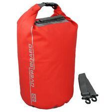 OverBoard Waterproof Dry Tube Bag - 30 Ltr - Red