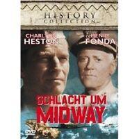 SCHLACHT UM MIDWAY -  DVD NEU CHARLTON HESTON,HENRY FONDA,JAMES COBURN