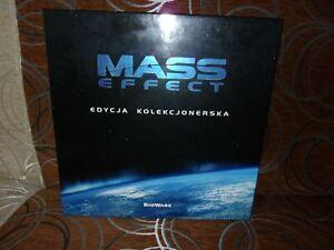 Mass Effect - Polish Collector's Big Boxed Edition PC RARE