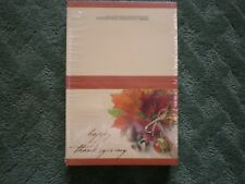 Thanksgiving Cards - Coldwell Banker Business - 147 Cards/148 Envelopes - New