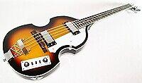 MPM violín bajo beatlesbass bajo eléctrico en 3 Colores