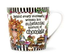 Suzy Toronto Behind Every Successful Woman 14 oz China Mug Midwest Cbk New