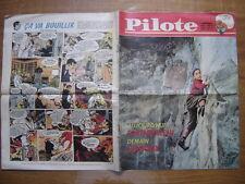 1961 PILOTE 84 pilotorama CITE DU VATICAN Fontainebleau Chamonix escalade