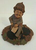 KING Of CLUBS 1984 Tom Clark Gnome Figurine Cairn Studio Item Retired