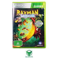 Rayman Legends (Xbox 360 & Xbox One playable) Very Good - Kids Platformer
