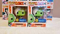 NEW Dragonball Z DBZ - Zamasu GITD Glow in the Dark #316 Walmart Exclusive Pop!