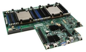 Intel S2600WT2R Dual Sockel 2011-v3 Serverboard inkl. 2x CPU-Kühler