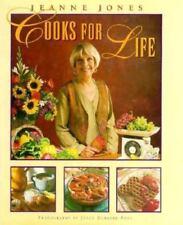 Jeanne Jones Cooks for Life - Acceptable - Jones, Jeanne - Hardcover