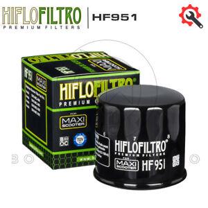 FILTRO OLIO HIFLO HF951 OMOLOGATO TUV HONDA SH i 300 2007 2008 2009 2010