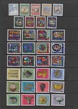 Switzerland 1967- 1989 Pro Patria MNH , 94 stamps