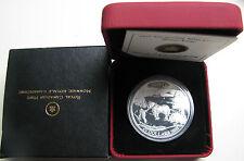 2011 Proof $20 Winter Scene Canada .925 silver twenty dollars
