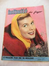 Revista Intimité de la Hogar Nº632 Novela Fotos