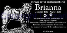 Personalized Shar Pei Dog Pet M