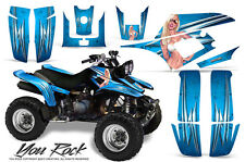 YAMAHA WARRIOR 350 GRAPHICS KIT CREATORX DECALS STICKERS YRBLI