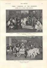 1906 S'nero Parody Coliseum Roman Bank Holiday Carnival At Nice