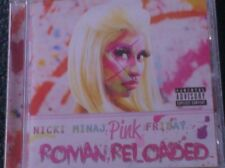 NICKI MINAJ - PINK FRIDAY: ROMAN RELOADED (2012) Starships, Roman holiday.......