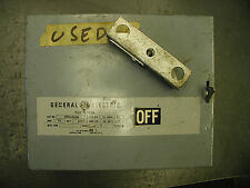 General Electric DFPHA362DE 60 Amp 600 Volt Bus Plug
