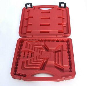"Mac Tools Master Torx TX 1/4"" 3/8"" socket storage tool box case SMXT62B inc VAT"