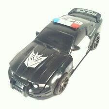 Transformers Dark of the Moon Stealth Force Barricade Action Figure