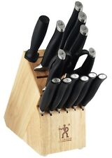 Zwilling J.A.Henckels International Forged Razor 15-pc Knife Block Set 19621-000