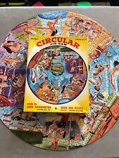 Waddingtons 500 piece circular jigsaw puzzle -  Olympic Games Tokyo 1964