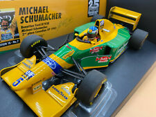 1/18 Benetton Ford B193B #5 Michael Schumacher GP Kanada`93 Minichamps 510932505
