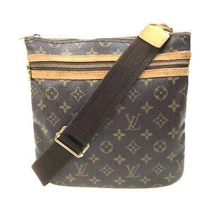100% Authentic Louis Vuitton Monogram Bosphore PM M40106 [Used] {08-154B}