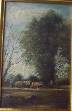 SPLENDIDE BARBIZON,  XIXème siècle
