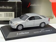 J Collection 1/43 - Toyota MKII 2.5 Grande G Grise