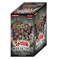 Yu-Gi-Oh YUGIOH Card Phantom Darkness Booster box Korean ver