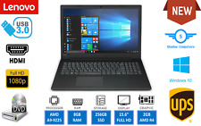 NEU HP Business Notebook mit Office, PC, DVD Laufwerk, Portable Windows 10 Computer