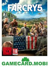 Far Cry 5 Standard Edition PC Key Code active on Ubisoft official Website EU/UK