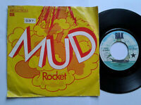 "Mud / Rocket / The Ladies 7"" Vinyl Single 1974 mit Schutzhülle"