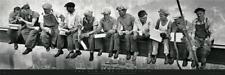 New York : Men on Girder - Vista / Door Poster 158cm x 53cm new and sealed
