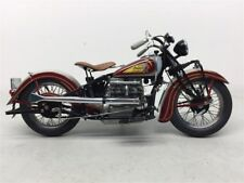 1:10 Scale Danbury Mint 1938 Indian Four Motorcycle