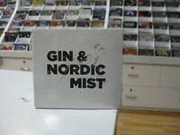 Gin & Nordic Mist CD Spanisch Mando Diao, Hellacopters 2011 Digipack Promo