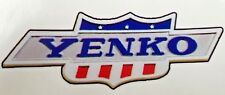 Vintage Yenko Vinyl Decal Sticker Chevy Ford Mopar Chrysler 4046