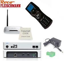 Roco / Fleischmann 10825 z21 start + Roco 10814 z21 Package + Roco WLANmaus NEU
