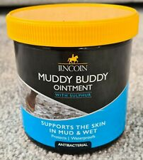 Lincoln Muddy Buddy Ointment 500g - New And Unused