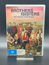 Brothers And Sisters : Season 4 (DVD, 2010, 6-Disc Set)