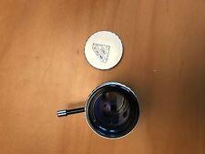 Objectif zoom Angénieux chromé pour Leicina 7.5-35 mm / 1:1.8