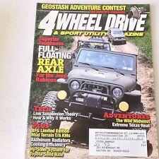 4 Wheel Drive Magazine Full Floating Rear Axle December 2005 053117nonrh2