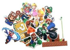 Super Mario Bros. Themed Set of 29 Assorted Stickers Decal Set