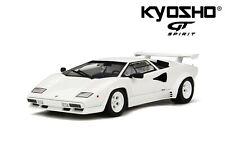 1:18 Kyosho Lamborghini  Countach LP 5000 QV 18504W NEU NEW