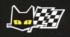 MARCHAL Cat Sticker vintage inspired, Sports Car Racing, Driving Fog Lights