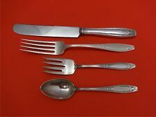 Juliet by Wallace Sterling Silver Regular Size Place Setting(s) 4pc