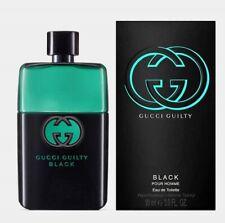 Gucci Guilty Black pour homme 90ml. Eau Toilette Spray edt