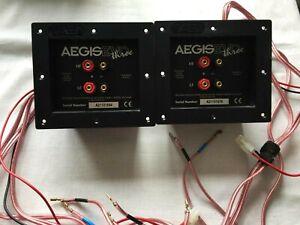 Acoustic Energy AEGIS Evo Three Speaker Crossovers x 2 Bi-Wire (No Links)