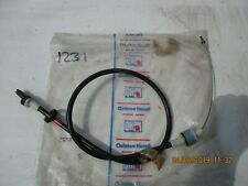 QCC1231 New Clutch Cable Ford Sierra 2.3 V6 1982-3/1984