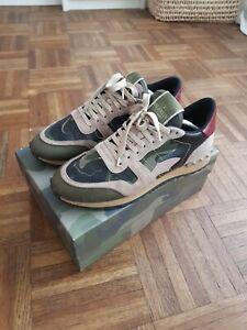 Valentino Garavani Rockstud Sneaker Gr39